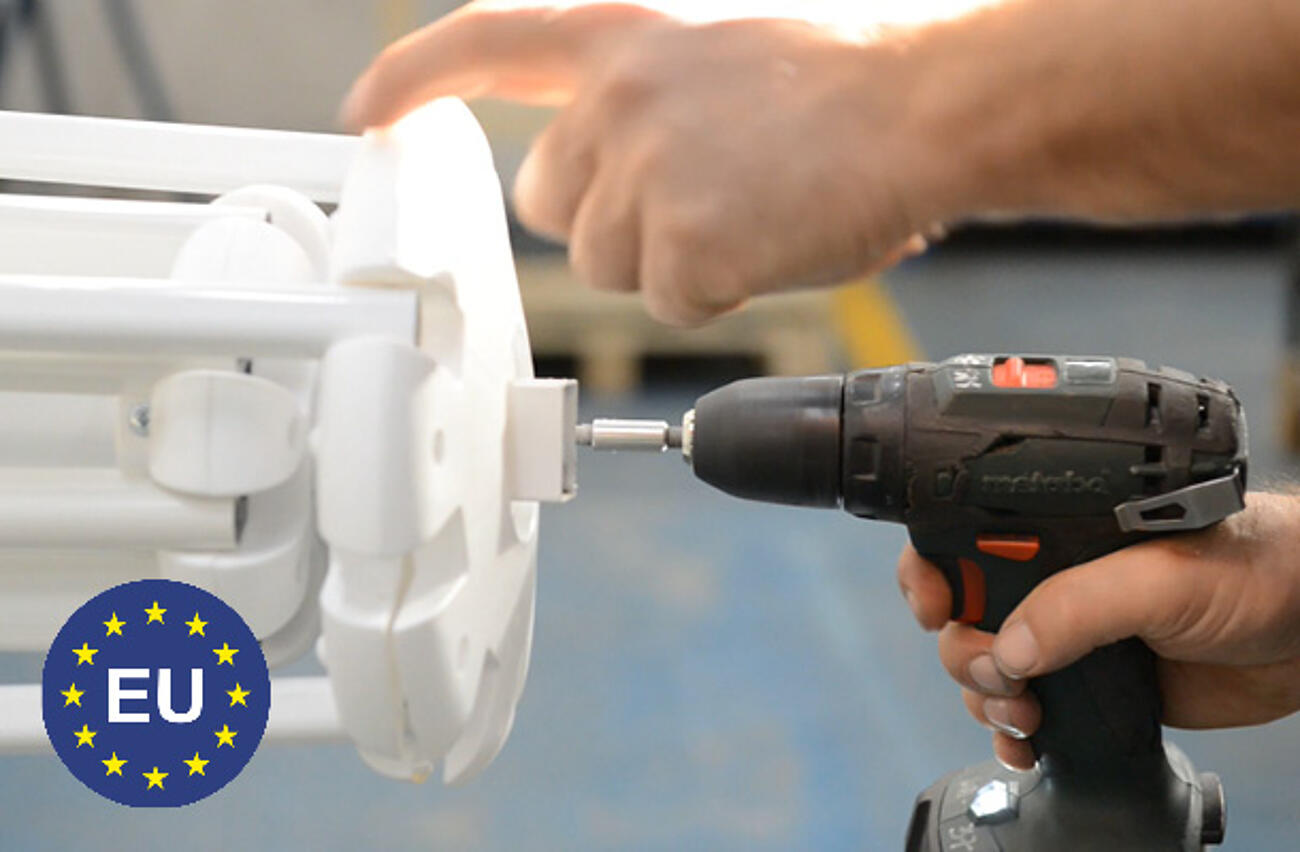 Ombrelloni professionali Made in EU