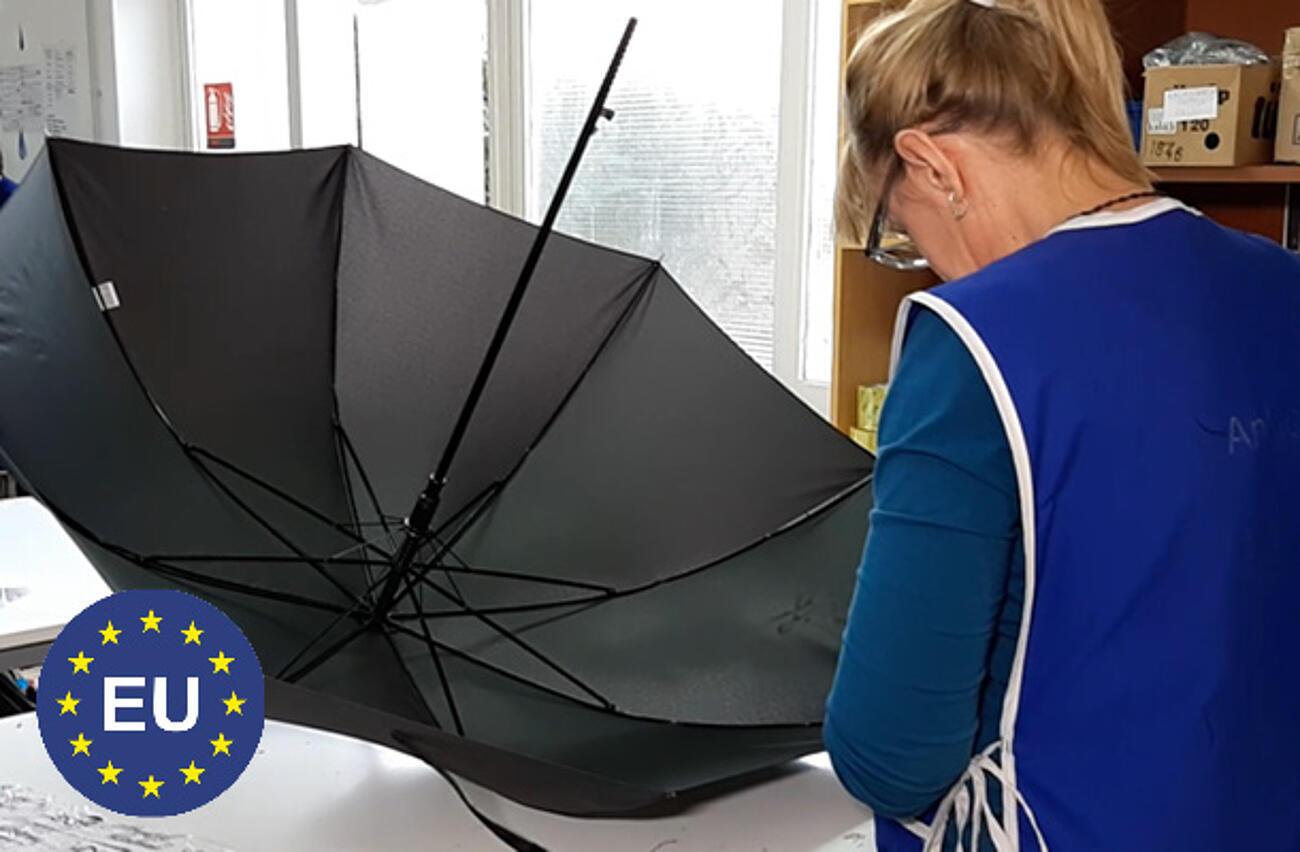 Gadget ombrelli made in EU